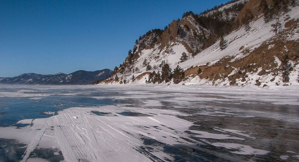 Le lac Baïkal (image d'illustration)