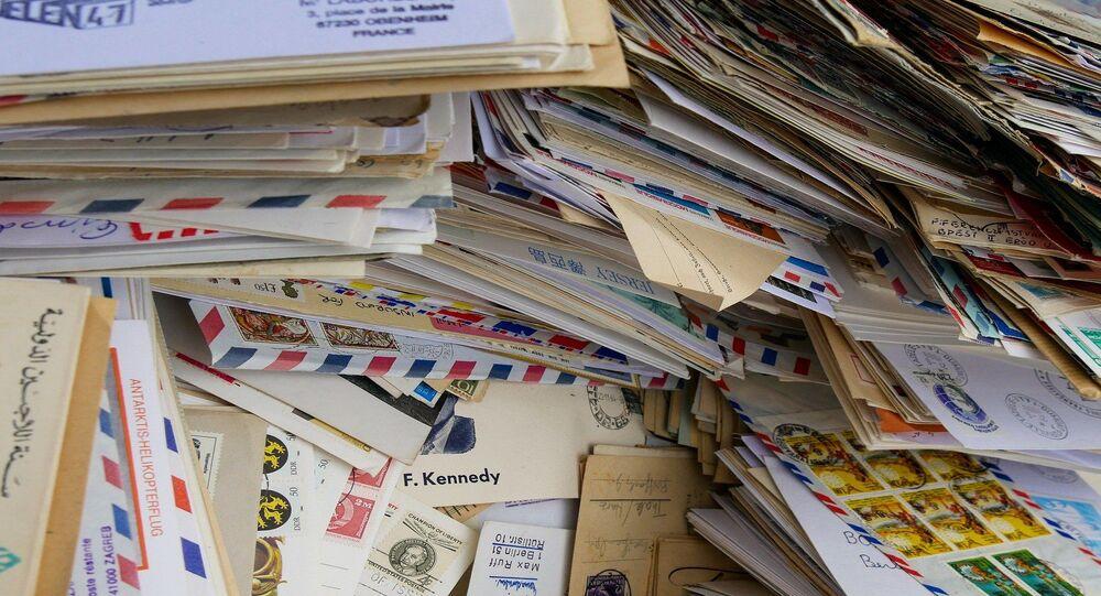 Des courriers (image d'illustration)