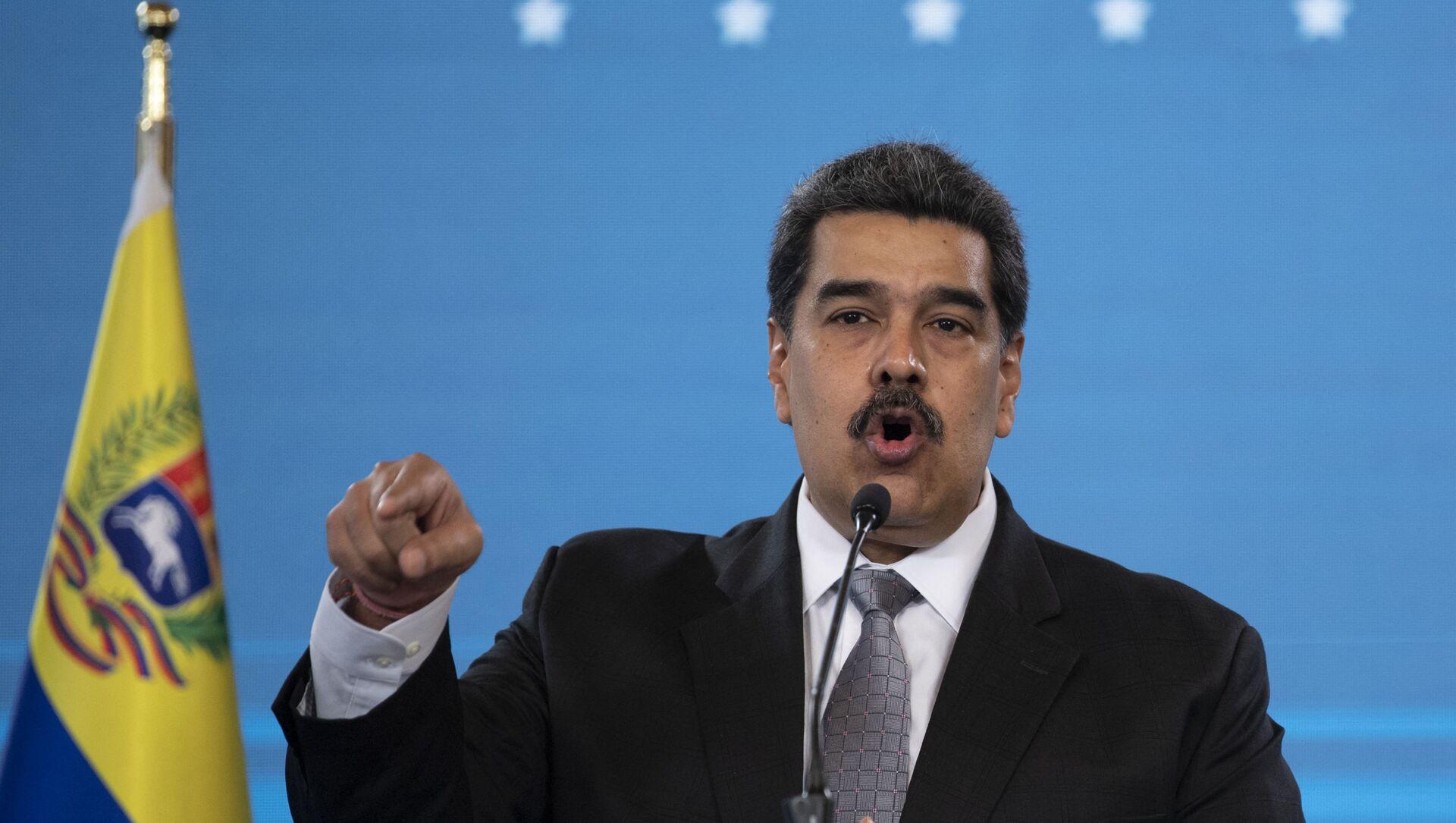 Nicolas Maduro - Sputnik France, 1920, 25.02.2021