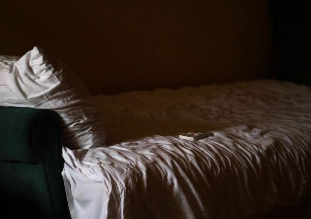 Un lit (image d'illustration)