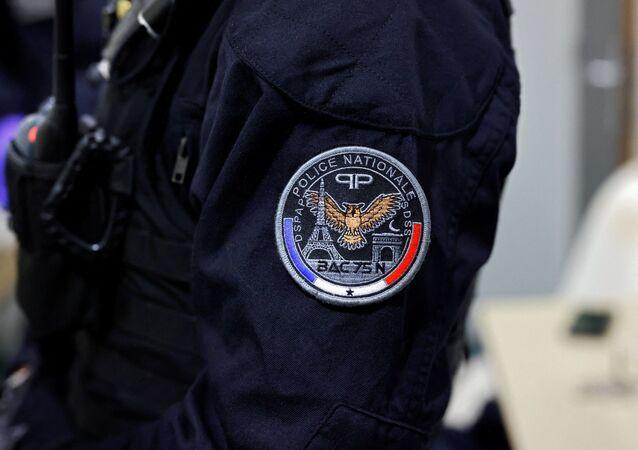 Un policier de la BAC, image d'illustration