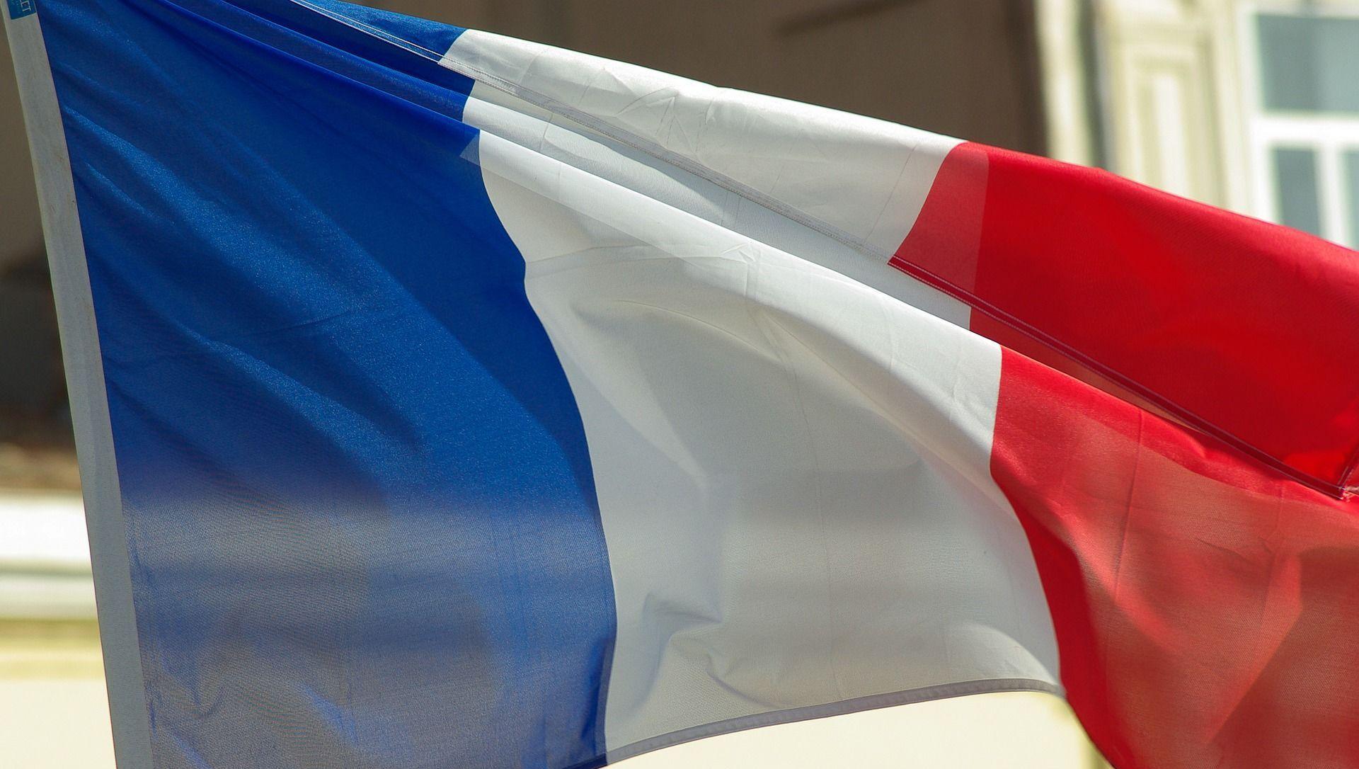 Le drapeau français  - Sputnik France, 1920, 26.02.2021
