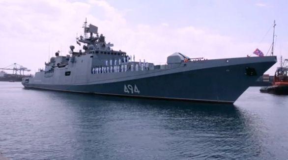 La frégate russe Amiral Grigorovitch est entrée à Port-Soudan, une première dans l'histoire moderne de la Russie
