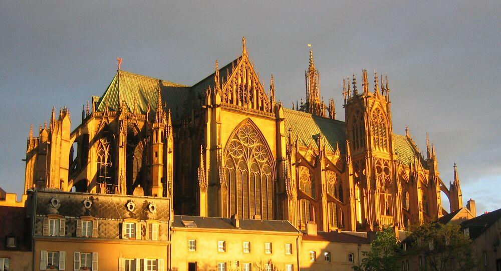 Metz, Moselle