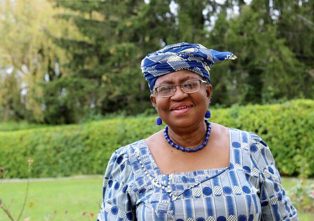Ngozi Okonjo-Iweala en 2020