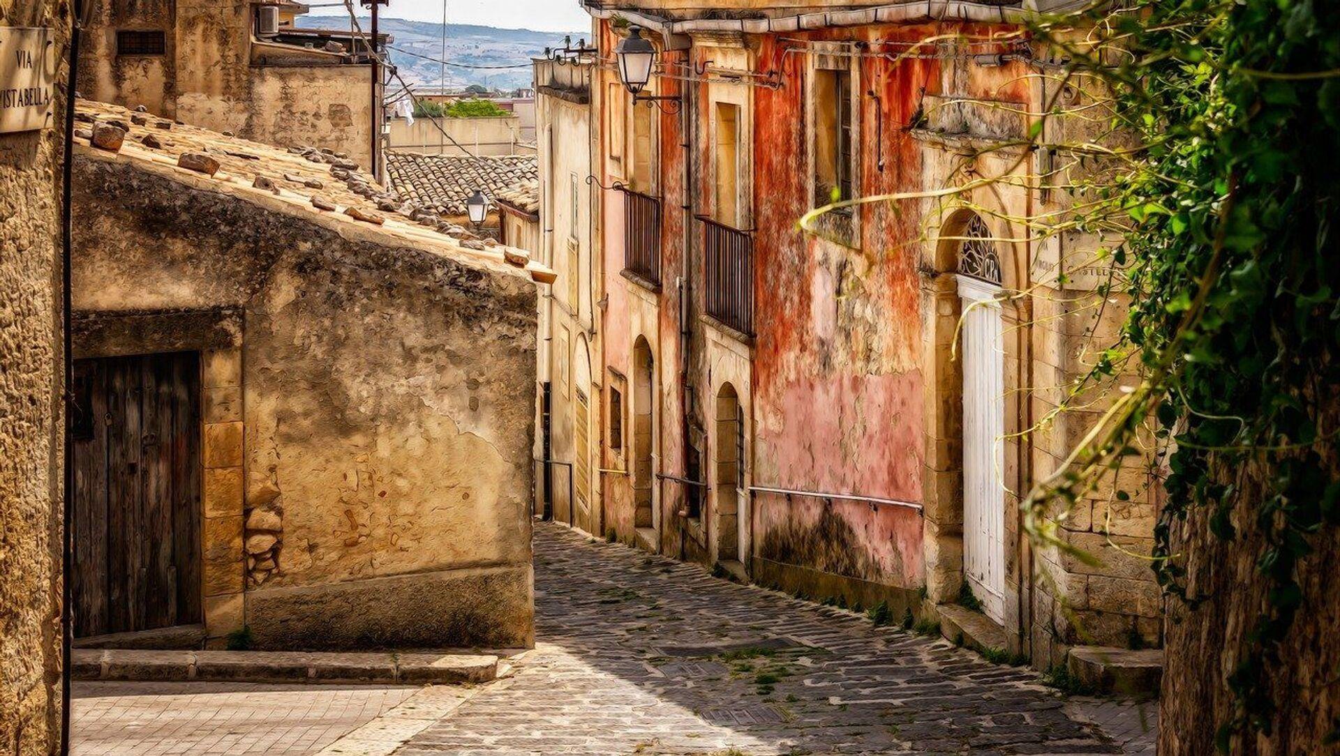 Village d'Italie  - Sputnik France, 1920, 12.03.2021