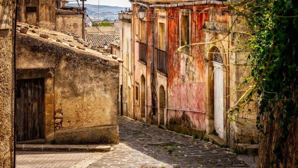 Village d'Italie  - Sputnik France