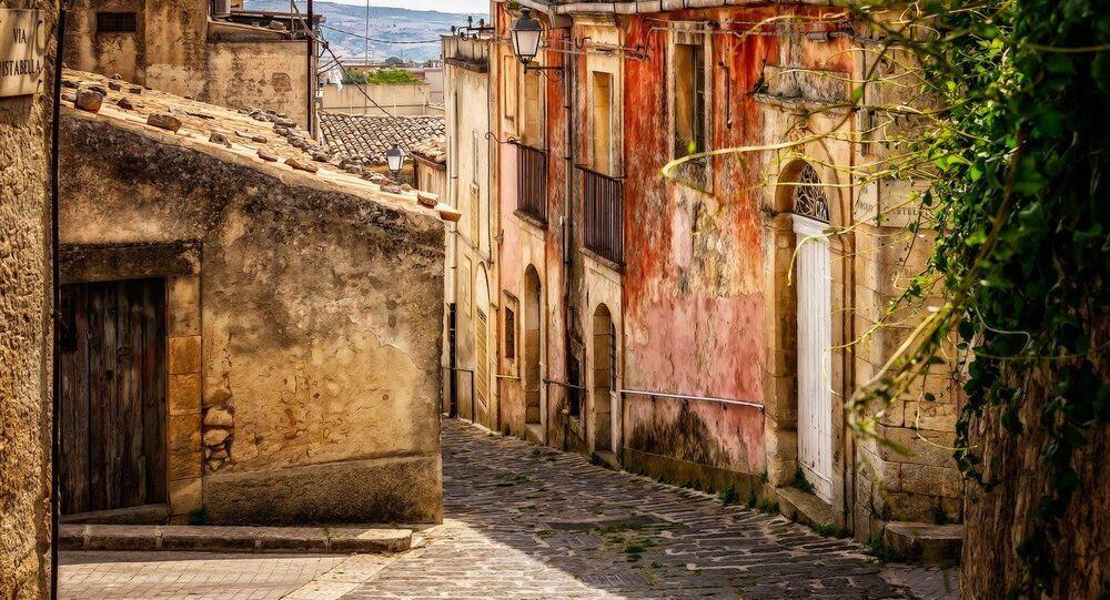 Village d'Italie
