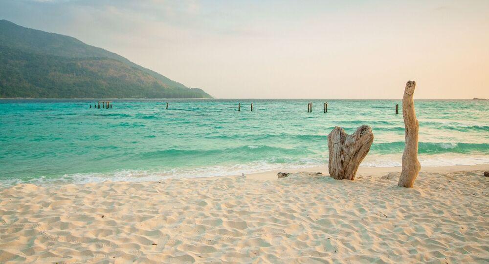 Une plage de Thaïlande (image d'illustration)