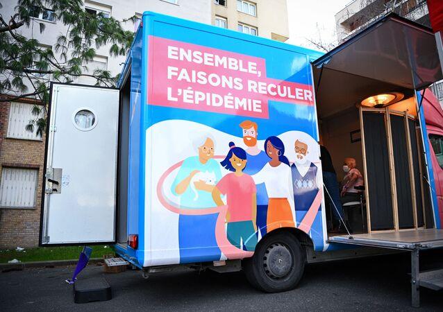 campagne vaccinale en France, le 2 mars 2021