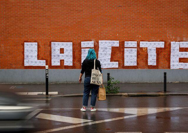 Laïcité France (illustration)