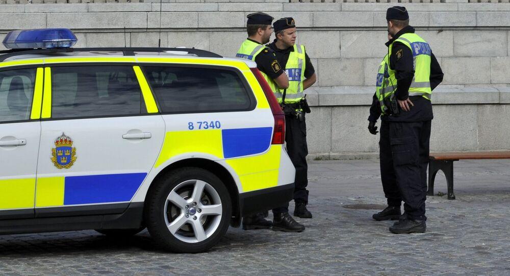 Police suédoise