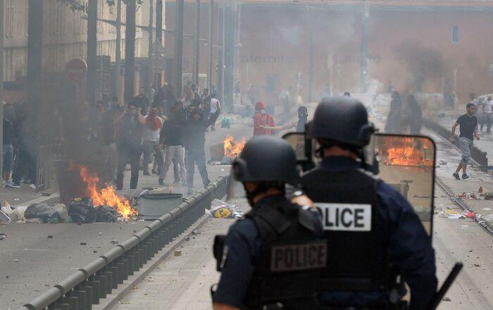 Émeutes à Sarcelles dans des manifestations pro-palestiniennes, juillet 2014