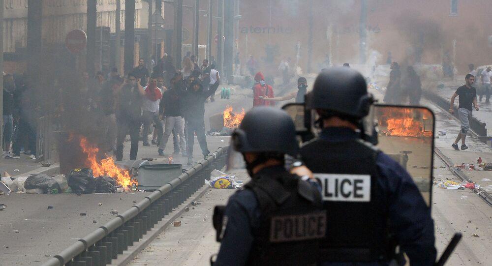 Émeutes à Sarcelles