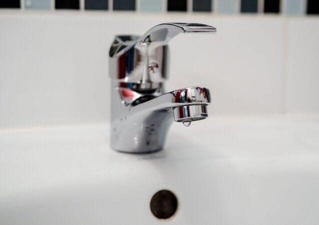 Un robinet (image d'illustration)