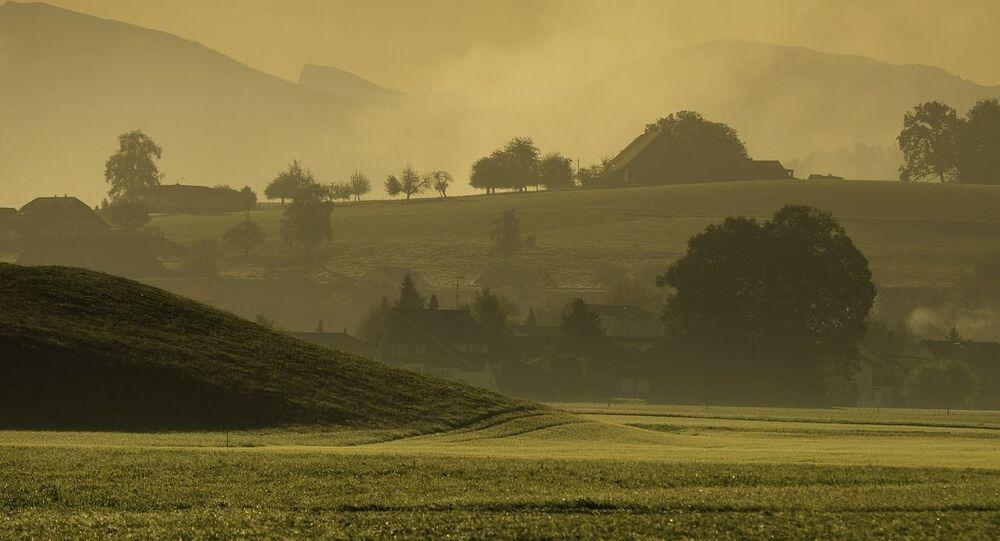 Une colline (image d'illustration)