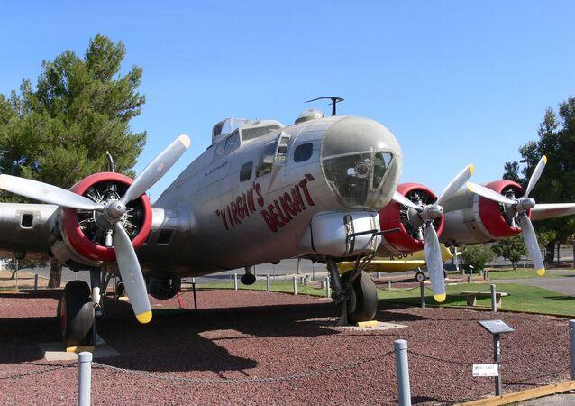 Un B-17 (image d'illustration)