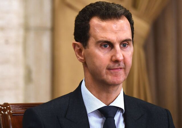 Bachar el-Assad (archive photo)