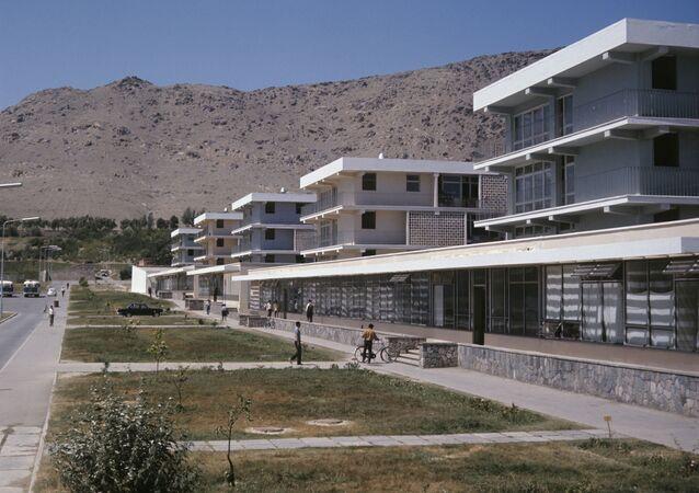 Afghanistan, Kaboul