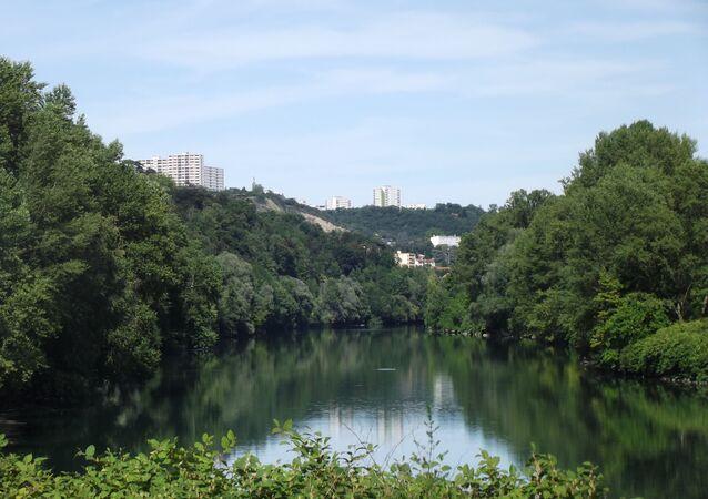 Canal de Miribel et Rillieux-la-Pape (archive photo)
