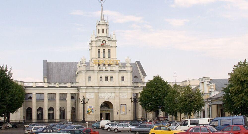 Brest, Biélorussie