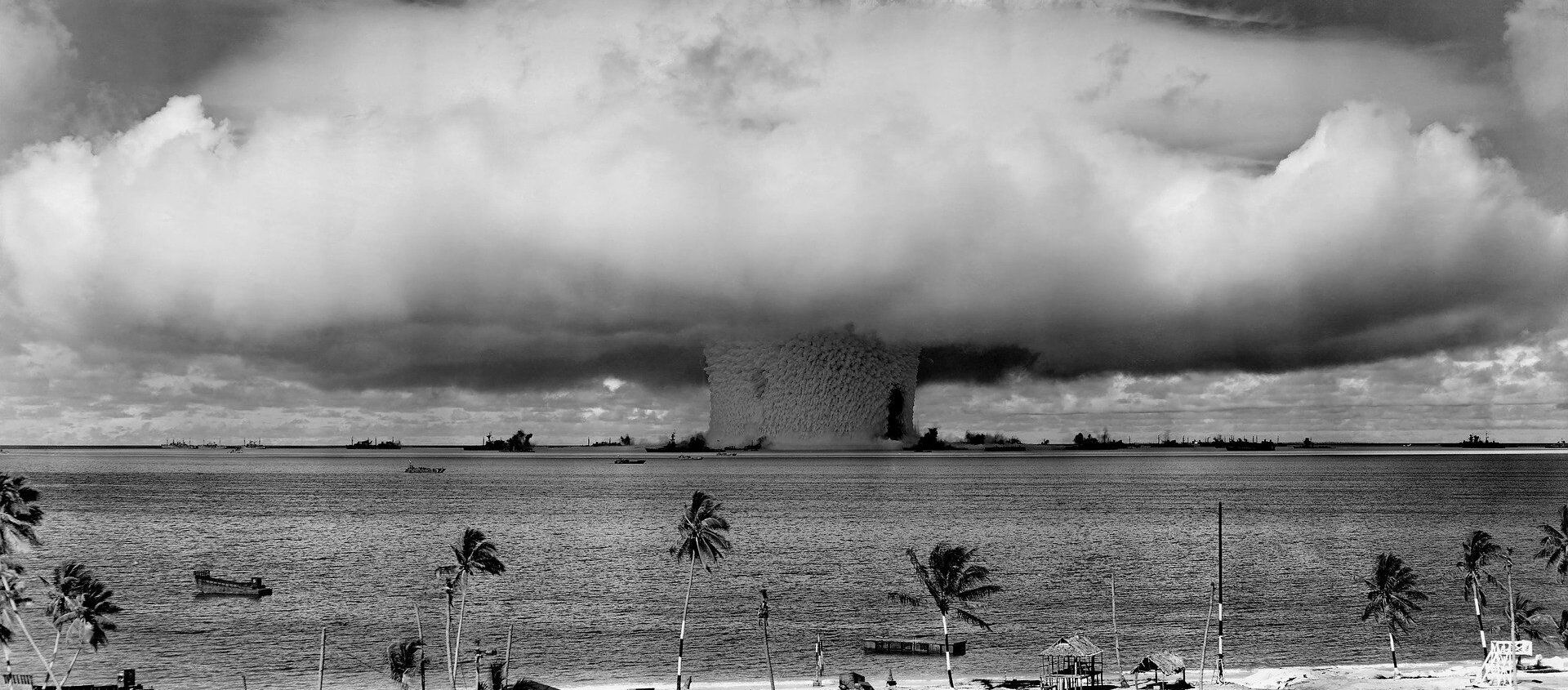 Une explosion nucléaire (image d'illustration) - Sputnik France, 1920, 10.03.2021