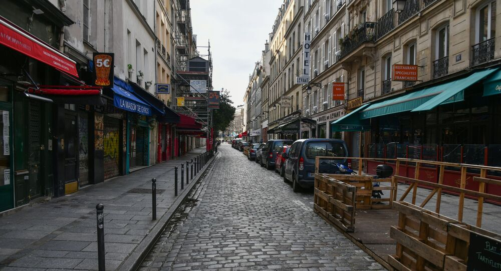 Mesures restrictives à Paris