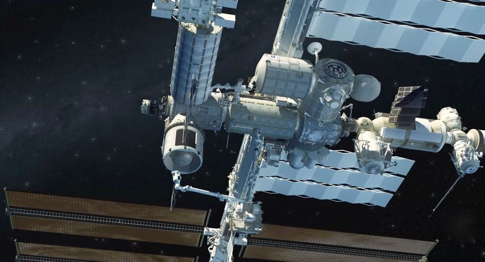 Station spatiale internationale (archive photo)