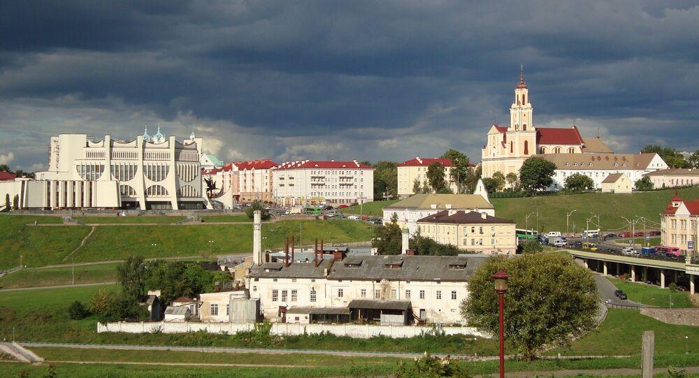 Grodno (archive photo)