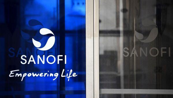 Sanofi (photo d'archives) - Sputnik France