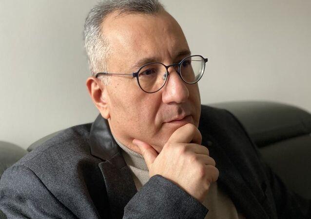 Samir Bouakouir, Conseiller politique du secrétaire général du FFS