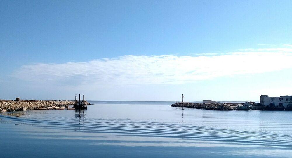 Le port de Gabès