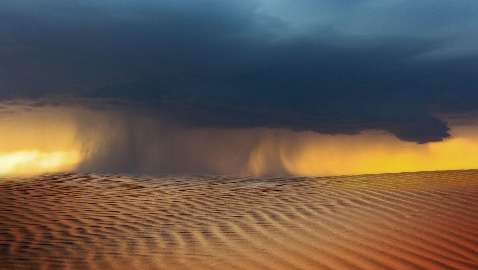 Une tempête de sable - Sputnik France, 1920, 14.03.2021