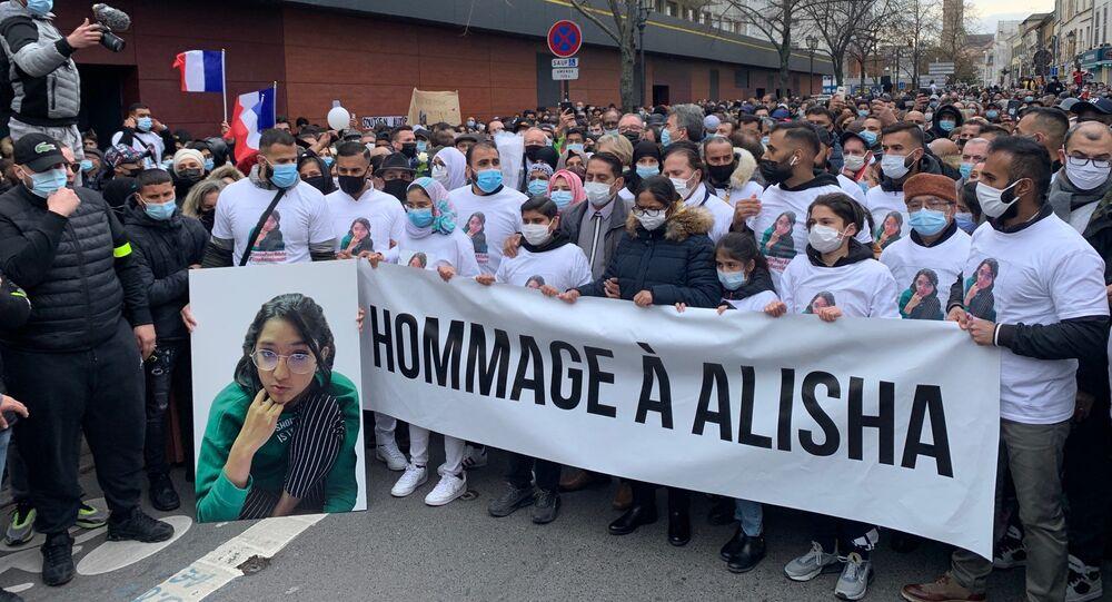 Une marche blanche a lieu ce dimanche à Argenteuil en mémoire d'Alisha