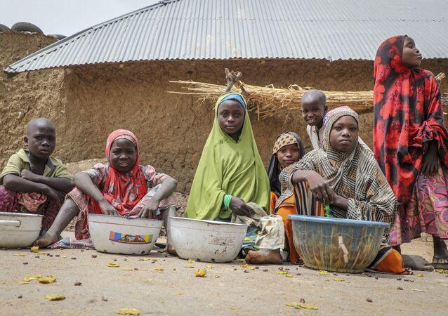 Des enfants au Nigeria (image d'illustration)