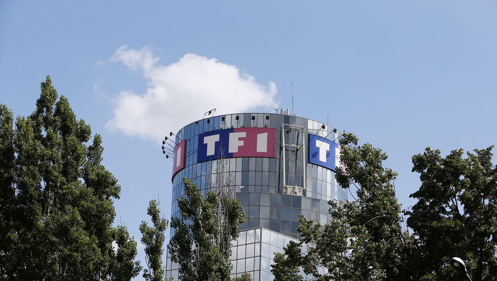 Logo de TF1 - Sputnik France, 1920, 15.03.2021