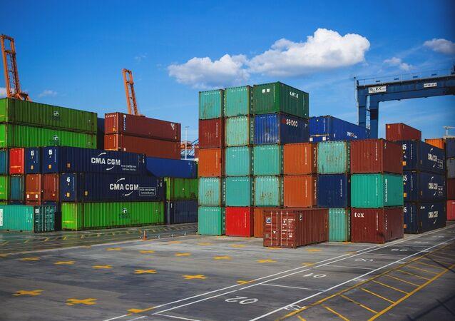 Cargo (image d'illustration)