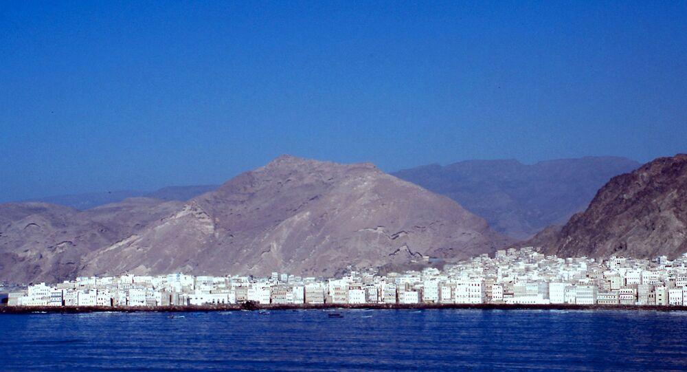 Une ville yéménite (archive photo)