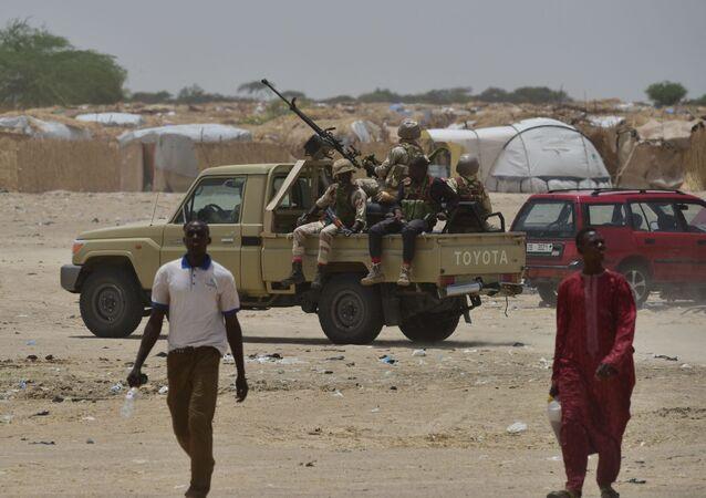 Des soldats nigériens, image d'illustration