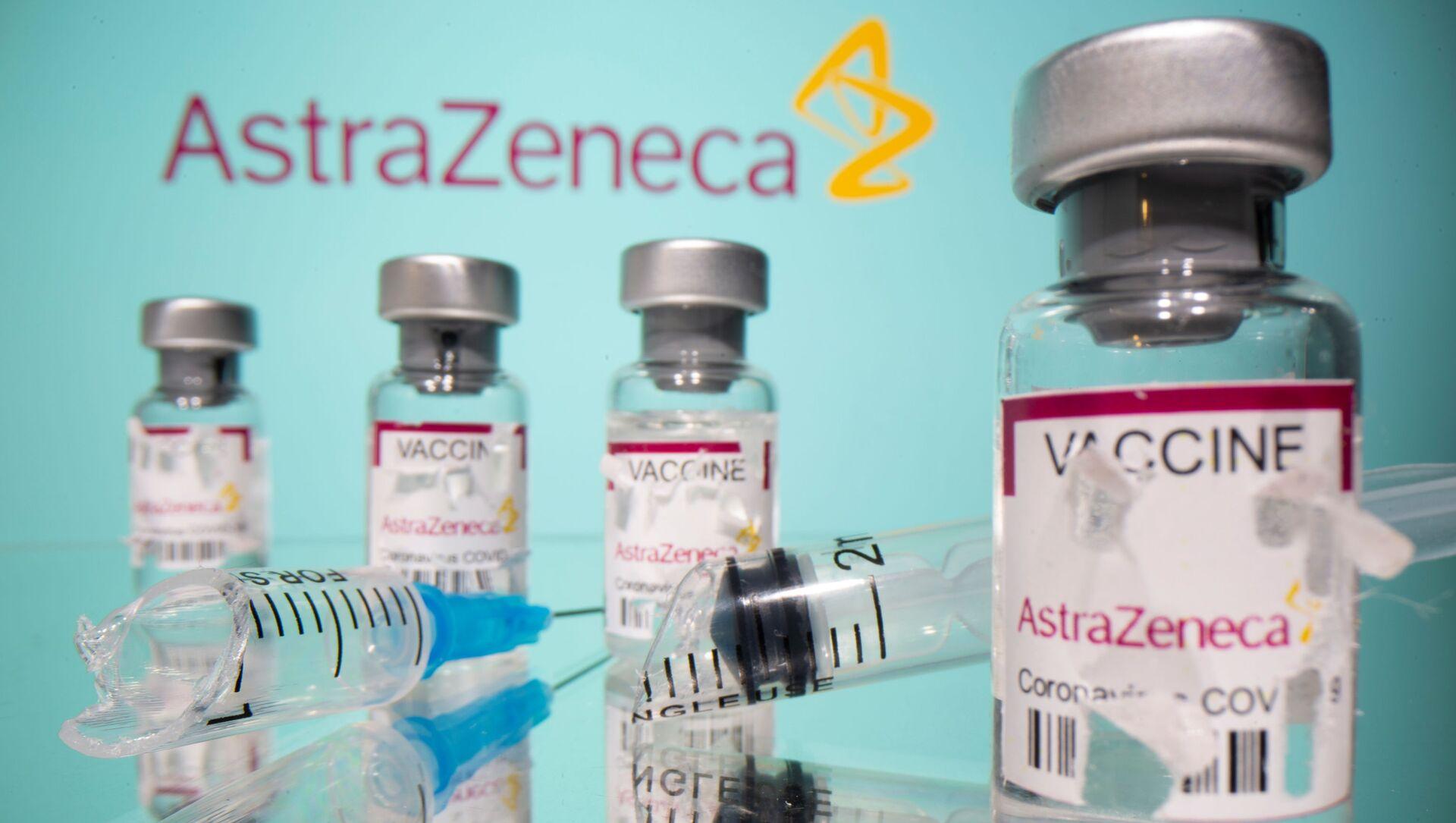 Vaccin AstraZeneca - Sputnik France, 1920, 28.07.2021