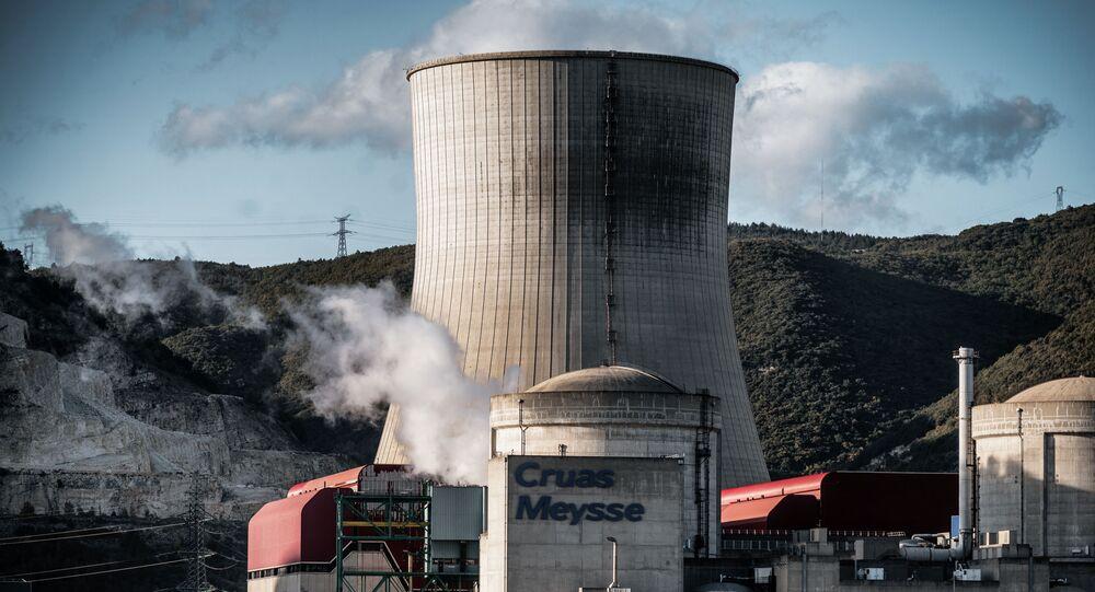 Centrale nucléaire de Cruas-Meysse
