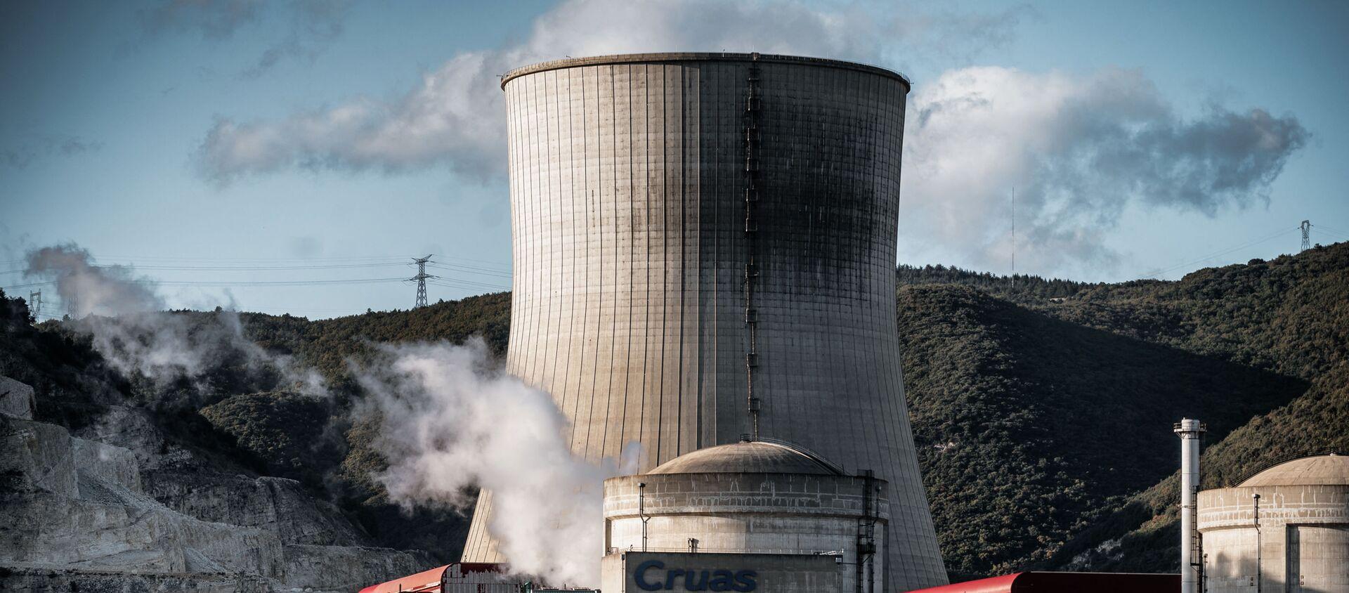 Centrale nucléaire de Cruas-Meysse  - Sputnik France, 1920, 19.03.2021
