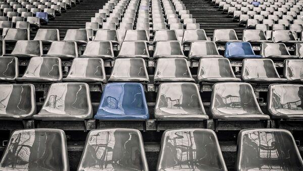 Des tribunes vides - Sputnik France