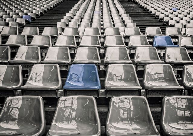 Des tribunes vides (image d'illustration)