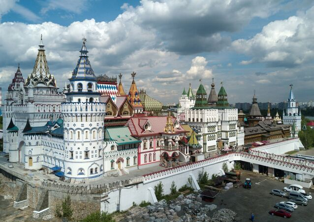 Le kremlin d'Izmaïlovo