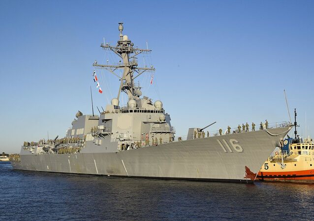 l'USS Thomas Hudner