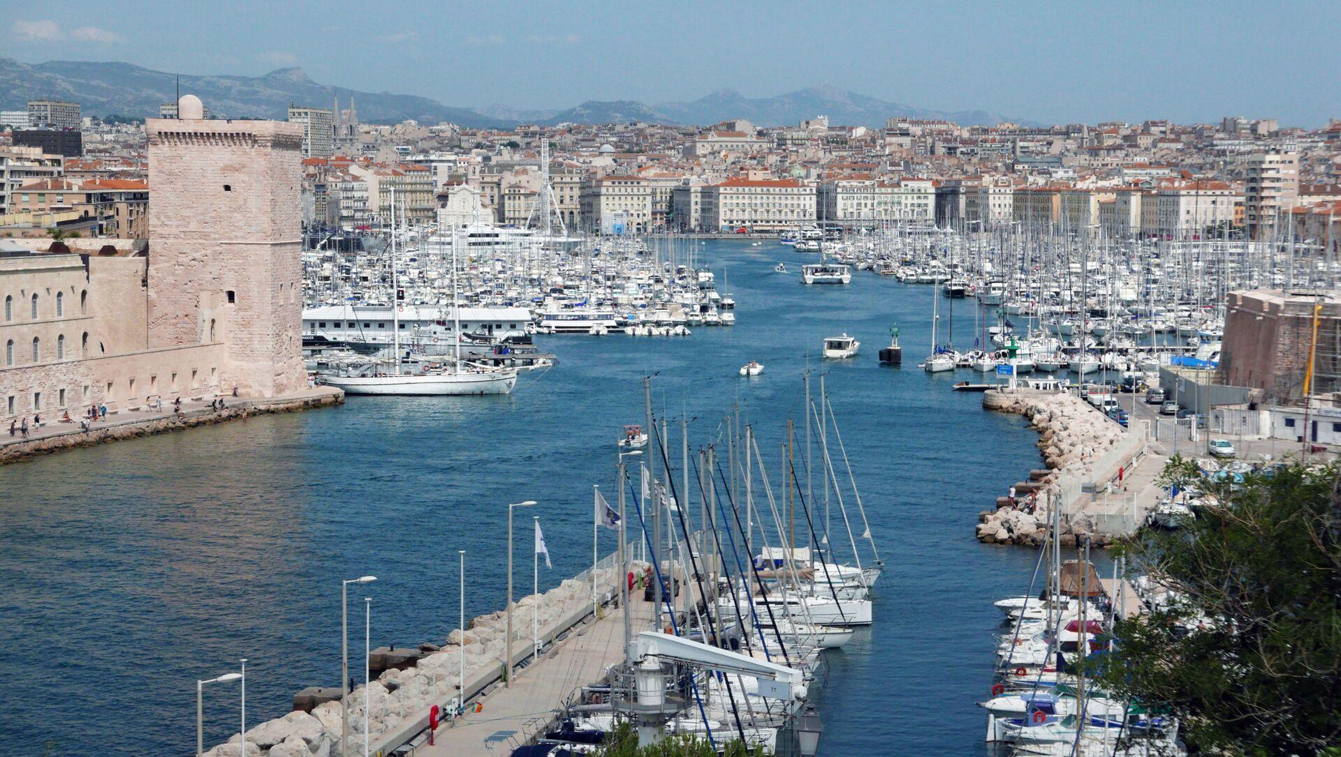 Marseille - Sputnik France, 1920, 02.09.2021