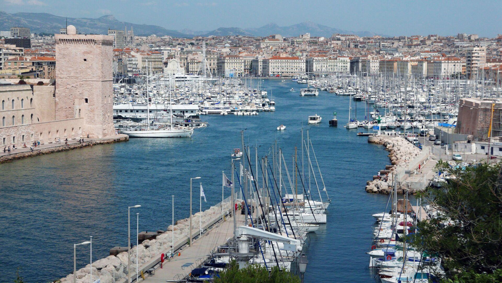 Marseille - Sputnik France, 1920, 27.03.2021