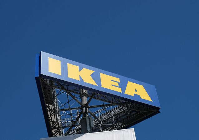 IKEA billboard