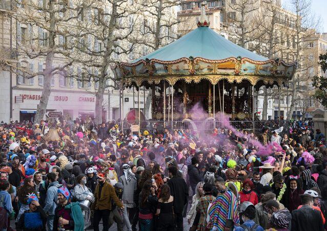 Le carnaval à Marseille